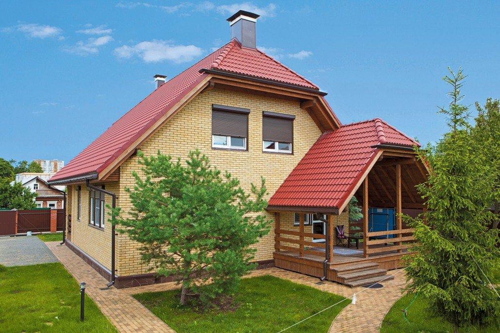 строительство дома под ключ раменское проект фото или паратрайк