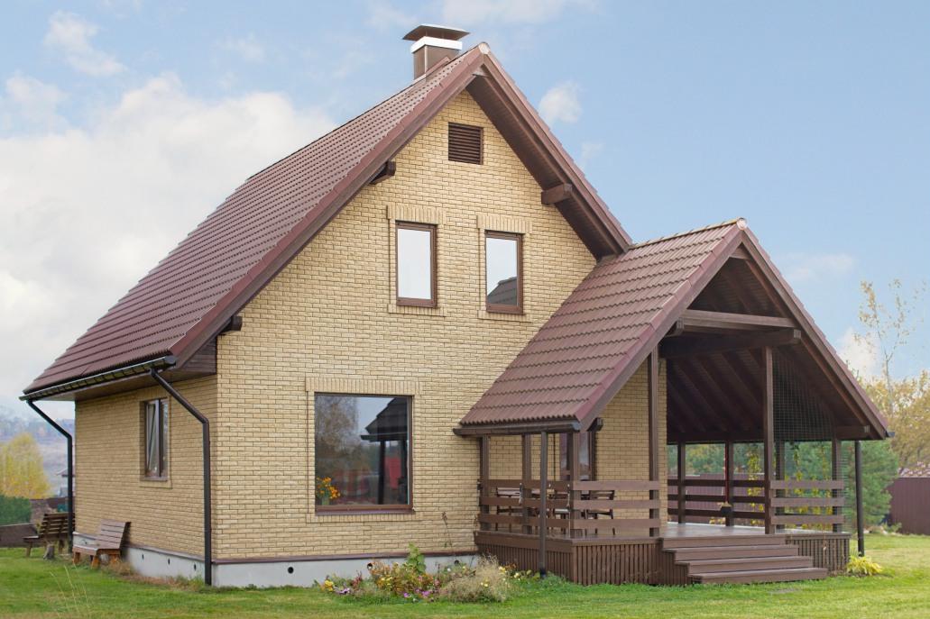 канадские и немецкие каркасные дома