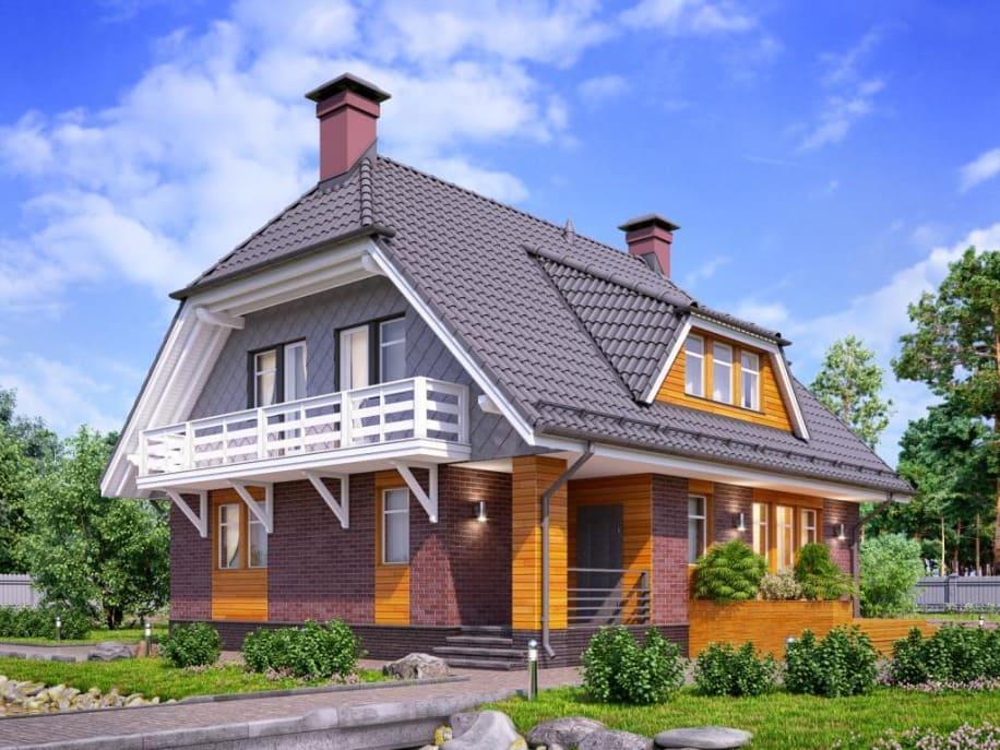Строительство домов с поэтапным строительством